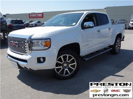 2020 GMC Canyon Denali (Stk: X30021) in Langley City - Image 1 of 28