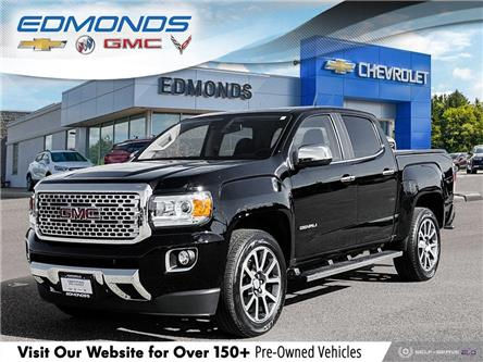 2018 GMC Canyon Denali (Stk: P0897) in Huntsville - Image 1 of 27