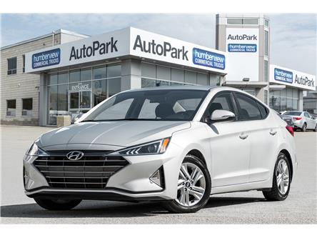 2019 Hyundai Elantra Preferred (Stk: APR7491) in Mississauga - Image 1 of 19