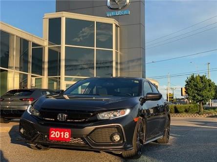 2018 Honda Civic Sport (Stk: M27332) in Gloucester - Image 1 of 22