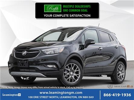 2019 Buick Encore Sport Touring (Stk: 19-530) in Leamington - Image 1 of 23