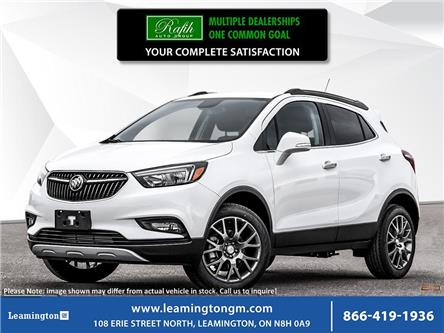 2019 Buick Encore Sport Touring (Stk: 19-300) in Leamington - Image 1 of 23