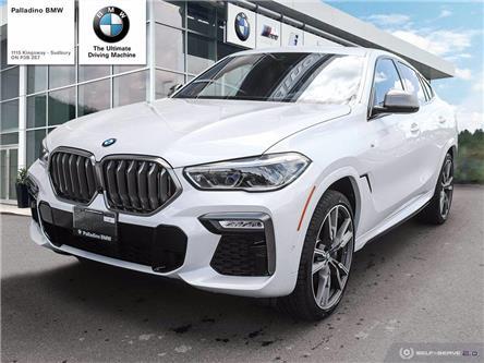 2020 BMW X6 M50i (Stk: 0221) in Sudbury - Image 1 of 26