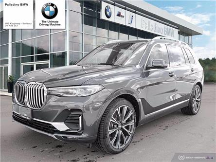 2020 BMW X7 xDrive40i (Stk: 0238) in Sudbury - Image 1 of 31