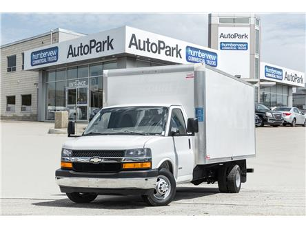 2017 Chevrolet Express Cutaway 4500 2WT (Stk: CTDR4031) in Mississauga - Image 1 of 15