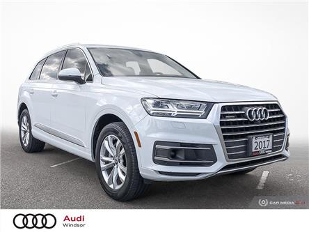 2017 Audi Q7 3.0T Progressiv (Stk: 20516) in Windsor - Image 1 of 30