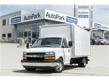 2017 Chevrolet Express Cutaway 3500 1WT (Stk: CTDR3969) in Mississauga - Image 1 of 15