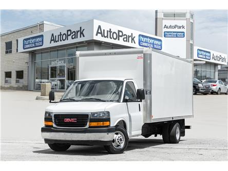 2017 GMC Savana Cutaway 3500 1WT (Stk: CTDR3894) in Mississauga - Image 1 of 16
