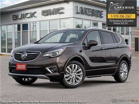 2020 Buick Envision Premium II (Stk: B0027) in Kincardine - Image 1 of 22