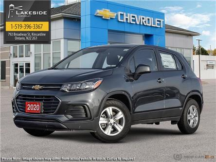 2020 Chevrolet Trax LS (Stk: T0006) in Kincardine - Image 1 of 10