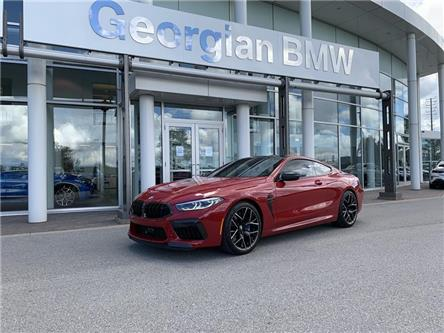 2020 BMW M8  (Stk: B20141) in Barrie - Image 1 of 10