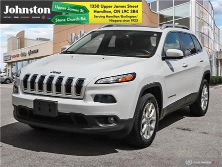 2015 Jeep Cherokee North (Stk: K8126A) in Hamilton - Image 1 of 24