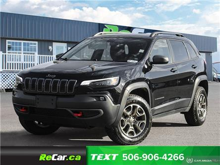 2020 Jeep Cherokee Trailhawk (Stk: 200965A) in Moncton - Image 1 of 21