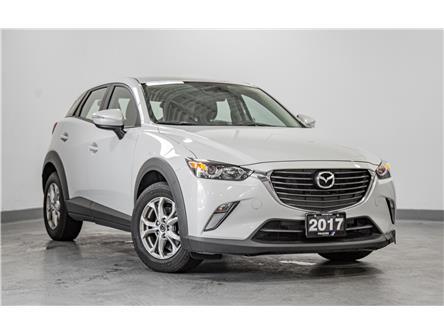 2017 Mazda CX-3 GS (Stk: 167927T) in Brampton - Image 1 of 24