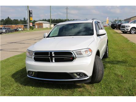 2017 Dodge Durango SXT (Stk: LT028A) in Rocky Mountain House - Image 1 of 30