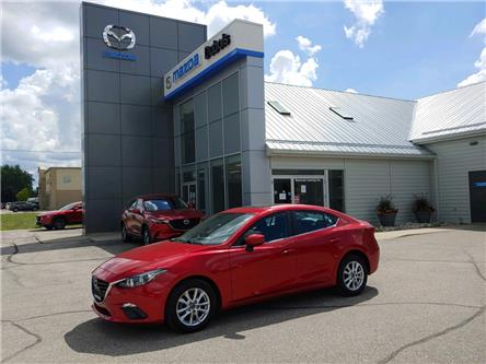 2016 Mazda Mazda3 GS (Stk: UC5828) in Woodstock - Image 1 of 15