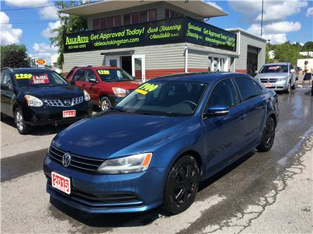 2015 Volkswagen Jetta 2.0L Trendline (Stk: 2708) in Kingston - Image 1 of 16