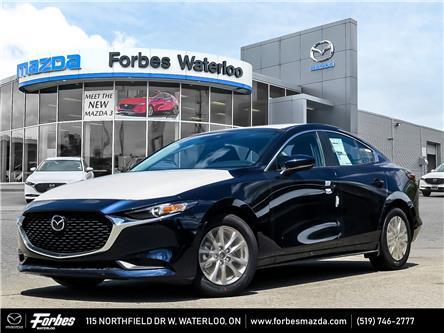 2020 Mazda Mazda3 GS (Stk: A6996) in Waterloo - Image 1 of 12