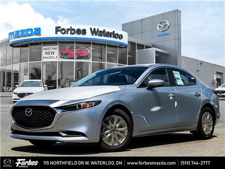 2020 Mazda Mazda3 GS (Stk: A6998) in Waterloo - Image 1 of 12