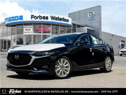 2020 Mazda Mazda3 GS (Stk: A6999) in Waterloo - Image 1 of 13