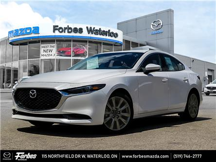 2020 Mazda Mazda3 GS (Stk: A7011) in Waterloo - Image 1 of 13