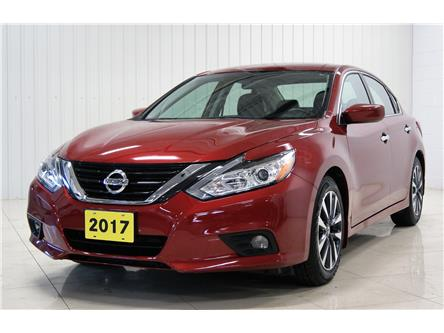 2017 Nissan Altima 2.5 SV (Stk: M20044A) in Sault Ste. Marie - Image 1 of 16