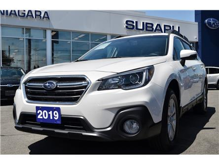 2019 Subaru Outback 2.5i Touring (Stk: Z1707) in St.Catharines - Image 1 of 27