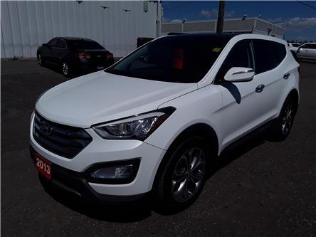 2013 Hyundai Santa Fe Sport  (Stk: L190B) in Thunder Bay - Image 1 of 27