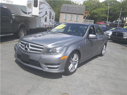 2012 Mercedes-Benz C-Class Base (Stk: ) in Dartmouth - Image 1 of 19