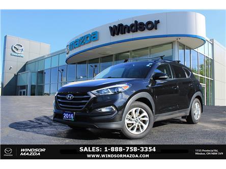 2016 Hyundai Tucson Luxury (Stk: TR2136) in Windsor - Image 1 of 28