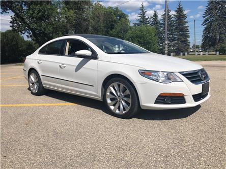 2012 Volkswagen CC Highline (Stk: ) in Winnipeg - Image 1 of 21