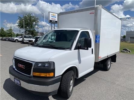2019 GMC Savana Cutaway Work Van (Stk: 00394) in Carleton Place - Image 1 of 13