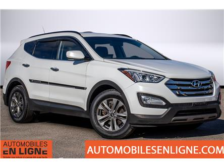 2015 Hyundai Santa Fe Sport 2.4 Premium (Stk: 254140) in Trois Rivieres - Image 1 of 34