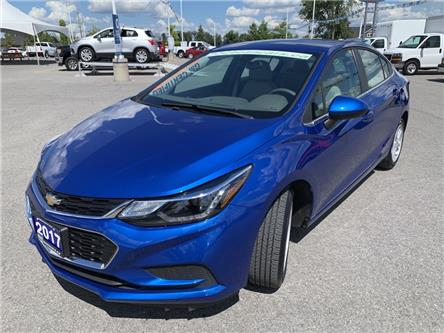 2017 Chevrolet Cruze LT Auto (Stk: 46884) in Carleton Place - Image 1 of 18