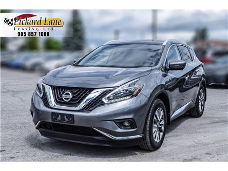 2018 Nissan Murano SL (Stk: ) in Bolton - Image 1 of 25