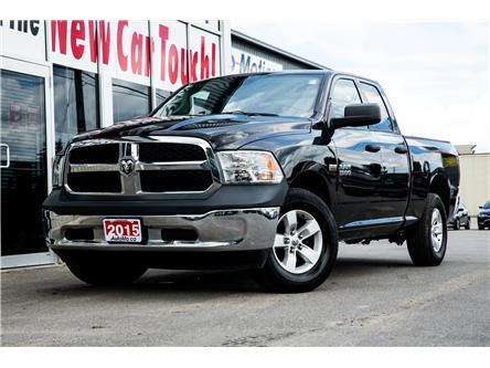 2015 RAM 1500 ST (Stk: 20544) in Chatham - Image 1 of 22
