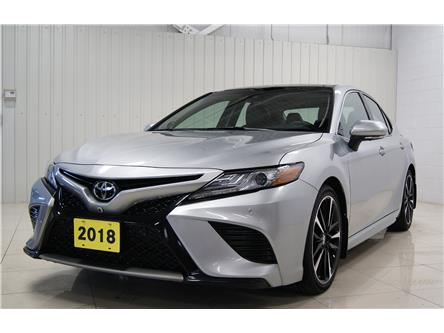 2018 Toyota Camry XSE V6 (Stk: M20121A) in Sault Ste. Marie - Image 1 of 19