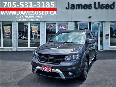 2015 Dodge Journey Crossroad (Stk: N20349A) in Timmins - Image 1 of 16