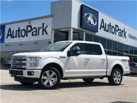 2015 Ford F-150 Platinum (Stk: 15-64131JB) in Barrie - Image 1 of 32