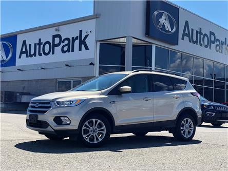 2017 Ford Escape SE (Stk: 17-90566JB) in Barrie - Image 1 of 25
