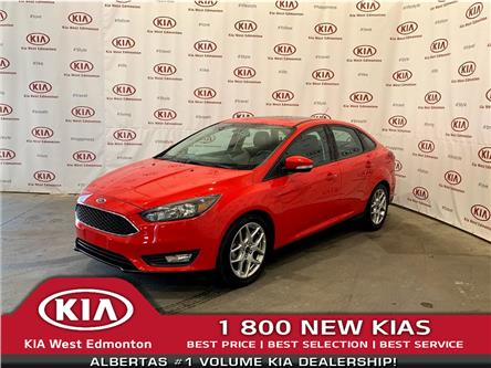 2016 Ford Focus SE (Stk: 22100A) in Edmonton - Image 1 of 27