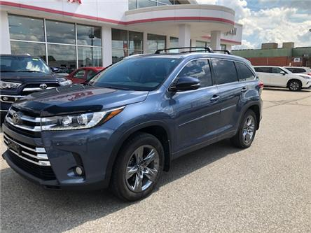 2018 Toyota Highlander Limited (Stk: ) in Chatham - Image 1 of 10