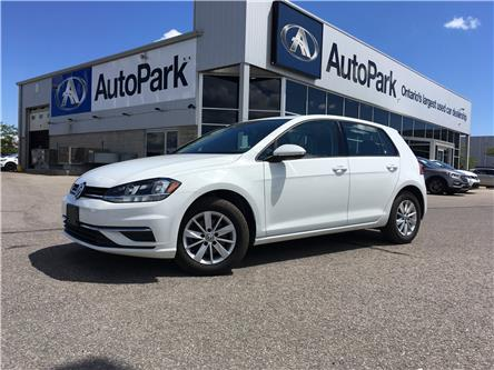 2018 Volkswagen Golf 1.8 TSI Trendline (Stk: 18-71668RJB) in Barrie - Image 1 of 22