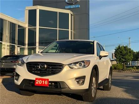 2016 Mazda CX-5 GS (Stk: 211471) in Gloucester - Image 1 of 21