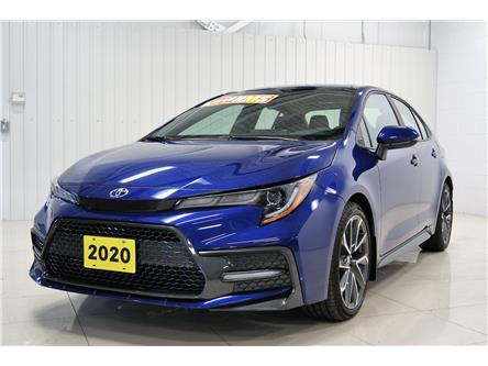 2020 Toyota Corolla SE (Stk: P5907) in Sault Ste. Marie - Image 1 of 18