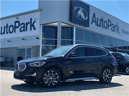 2020 BMW X1 xDrive28i (Stk: 20-87485RJB) in Barrie - Image 1 of 28