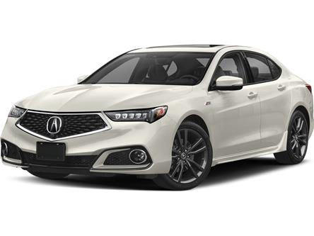2020 Acura TLX Elite A-Spec w/Red Leather (Stk: 20280) in London - Image 1 of 6