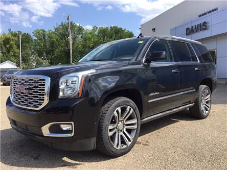 2020 GMC Yukon Denali (Stk: 214996) in Brooks - Image 1 of 24