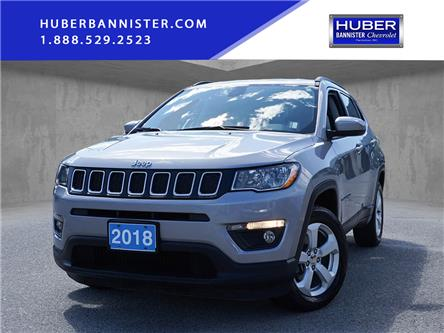 2018 Jeep Compass North (Stk: 9507B) in Penticton - Image 1 of 16