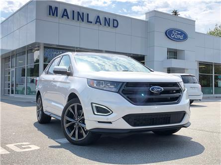 2018 Ford Edge Sport (Stk: P6132) in Vancouver - Image 1 of 30
